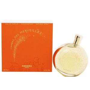 エルメス アンブル デ メルヴェイユ オーデパルファム スプレータイプ 100ml HERMES (8%offクーポン 4/3 12:00〜4/20 1:00) 香水 L'AMBRE DES MERVEILLES beautyfive
