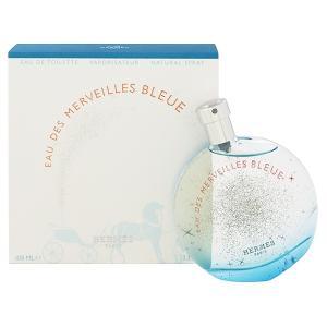 エルメス オーデメルヴェイユ ブルー オーデトワレ スプレータイプ 100ml HERMES 香水 EAU DES MERVEILLES BLEUE|beautyfive