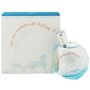 エルメス オーデメルヴェイユ ブルー オーデトワレ スプレータイプ 50ml HERMES 香水 EAU DES MERVEILLES BLEUE|beautyfive