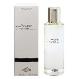 ヴォヤージュ ドゥ エルメス (レフィル) オーデトワレ スプレータイプ 125ml HERMES 香水 VOYAGE D'HERMES RECHARGE - REFILL|beautyfive