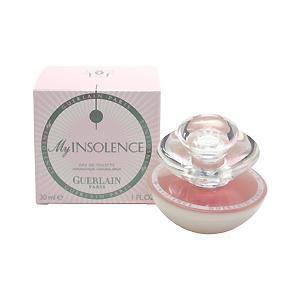 ゲラン GUERLAIN マイ アンソレンス EDT・SP 30ml 香水 フレグランス MY INSOLENCEの商品画像|ナビ
