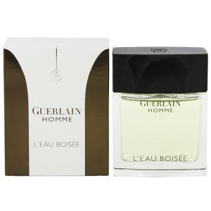 ゲラン オム ロー ボワゼ オーデトワレ スプレータイプ 80ml GUERLAIN (8%offクーポン 4/3 12:00〜4/20 1:00) 香水 GUERLAIN HOMME L'EAU BOISEE|beautyfive