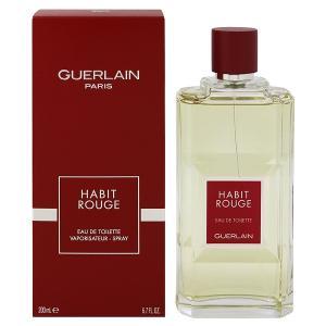 ゲラン アビ ルージュ オーデトワレ スプレータイプ 200ml GUERLAIN (8%offクーポン 4/3 12:00〜4/20 1:00) 香水 HABIT ROUGE|beautyfive
