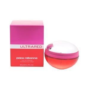 パコラバンヌ ウルトラレッド オーデパルファム スプレータイプ 80ml PACO RABANNE 香水 ULTRAERED beautyfive