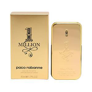 パコラバンヌ ワンミリオン オーデトワレ スプレータイプ 50ml PACO RABANNE 香水 1 MILLION beautyfive