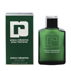 パコラバンヌ プールオム オーデトワレ スプレータイプ 100ml PACO RABANNE 香水 PACO RABANNE POUR HOMME beautyfive