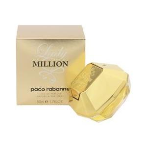 パコラバンヌ レディ ミリオン オーデパルファム スプレータイプ 50ml PACO RABANNE 香水 LADY MILLION|beautyfive