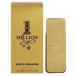パコラバンヌ ワンミリオン ミニ香水 オーデトワレ ボトルタイプ 5ml PACO RABANNE 香水 1 MILLION beautyfive