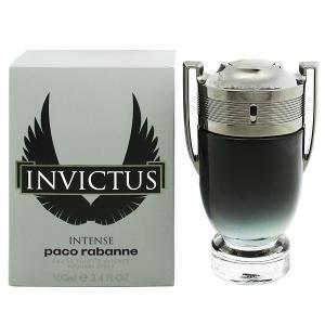パコラバンヌ インビクタス インテンス オーデトワレ スプレータイプ 100ml PACO RABANNE 香水 INVICTUS INTENSE|beautyfive