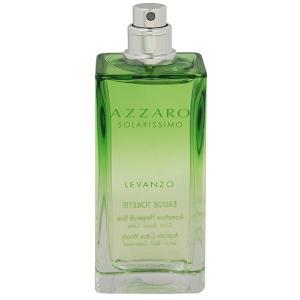 アザロ ソラリシモ レヴァンツォ (テスター) オーデトワレ スプレータイプ 75ml AZZARO 香水 SOLARISSIMO LEVANZO TESTER|beautyfive