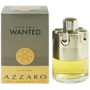 アザロ ウォンテッド オーデトワレ スプレータイプ 100ml AZZARO 香水 WANTED|beautyfive
