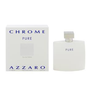アザロ クローム ピュア オーデトワレ スプレータイプ 100ml AZZARO 香水 CHROME PURE|beautyfive