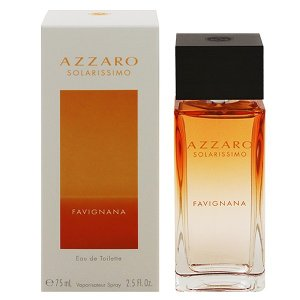 アザロ ソラリシモ ファヴィニャーナ オーデトワレ スプレータイプ 75ml AZZARO 香水 SOLARISSIMO FAVIGNANA|beautyfive
