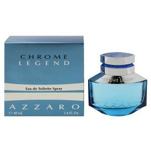 アザロ クローム レジェンド オーデトワレ スプレータイプ 40ml AZZARO (8%offクーポン 4/3 12:00〜4/20 1:00) 香水 CHROME LEGEND beautyfive