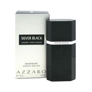 アザロ シルバーブラック プールオム オーデトワレ スプレータイプ 30ml AZZARO 香水 SILVER BLACK POUR HOMME|beautyfive