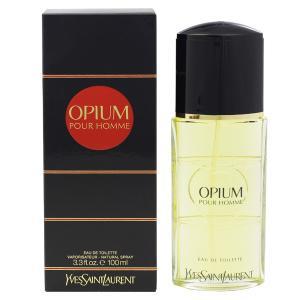イヴサンローラン オピウム プールオム オーデトワレ スプレータイプ 100ml YVES SAINT LAURENT 香水 OPIUM POUR HOMME|beautyfive