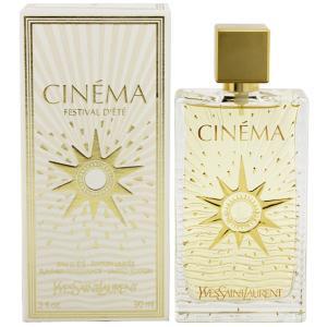 イヴサンローラン シネマ フェスティバル エテ サマーフレグランス リミテッドエディション オーデトワレ スプレータイプ 90ml YVES SAINT LAURENT 香水|beautyfive