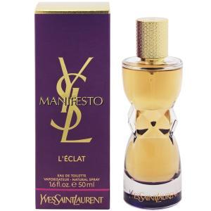 イヴサンローラン マニフェスト エクラ オーデトワレ スプレータイプ 50ml YVES SAINT LAURENT 香水 MANIFESTO L'ECLAT|beautyfive