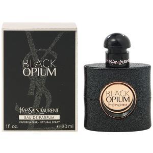 イヴサンローラン ブラック オピウム オーデパルファム スプレータイプ 30ml YVES SAINT LAURENT 香水 BLACK OPIUM beautyfive