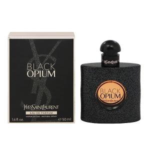イヴサンローラン ブラック オピウム オーデパルファム スプレータイプ 50ml YVES SAINT LAURENT (8%offクーポン 4/3 12:00〜4/20 1:00) 香水 BLACK OPIUM|beautyfive