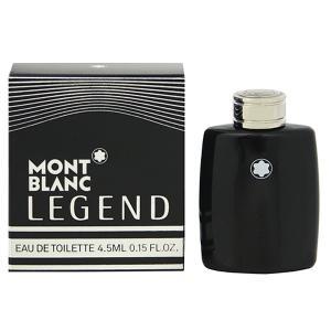 モンブラン レジェンド ミニ香水 オーデトワレ ボトルタイプ 4.5ml MONT BLANC 香水 LEGEND|beautyfive