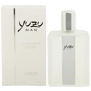 キャロン ユズ マン オーデトワレ スプレータイプ 125ml CARON 香水 YUZU MAN