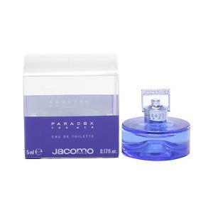 ジャコモ パラドックス フォーメン ミニ香水 オーデトワレ ボトルタイプ 5ml JACOMO 香水 PARADOX FOR MEN|beautyfive