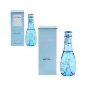 ダビドフ クールウォーター ウーマン オーデトワレ スプレータイプ 30ml DAVIDOFF 香水 COOL WATER WOMAN|beautyfive