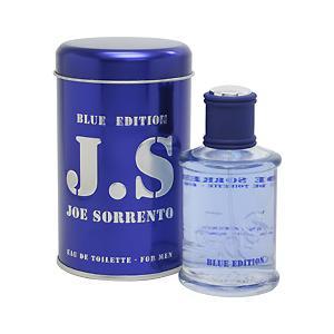 ジャンヌアルテス JS ブルー オーデトワレ スプレータイプ 100ml JEANNE ARTHES 香水 J.S JOE SORRENTO BLUE EDITION|beautyfive
