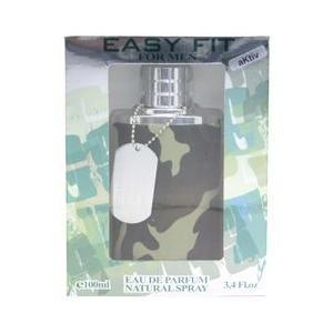 イージーフィット アクティブ オーデパルファム スプレータイプ 100ml EASY FIT 香水 EASY FIT AKTIV|beautyfive
