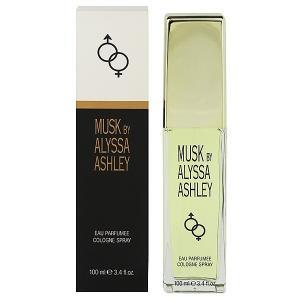 アリサアシュレイ ムスク オーデコロン スプレータイプ 100ml ALYSSA ASHLEY 香水 MUSK BY ALYSSA ASHLEY EAU PARFUMEE COLOGNE beautyfive