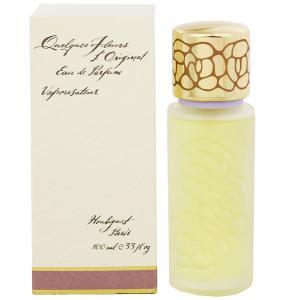 ウビガン ケルク フルール オーデパルファム スプレータイプ 100ml HOUBIGANT 香水 QUELQUES FLEURS beautyfive