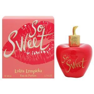 ロリータ レンピカ ソー スウィート オーデパルファム スプレータイプ 80ml LOLITA LEMPICKA 香水 SO SWEET|beautyfive