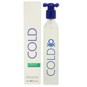 ベネトン コールド オーデトワレ スプレータイプ 100ml BENETTON (8%offクーポン 4/3 12:00〜4/20 1:00) 香水 COLD REFRESHING FOR MAN|beautyfive