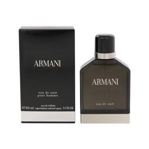 ジョルジオ アルマーニ アルマーニ オード ニュイ プールオム オーデトワレ スプレータイプ 100ml GIORGIO ARMANI 香水 ARMANI EAU DE NUIT POUR HOMME beautyfive