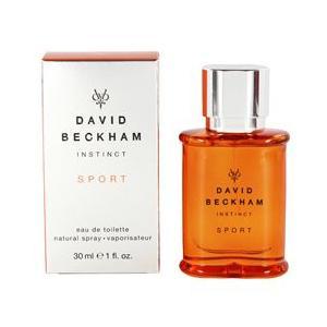 デヴィッド ベッカム インスティンクト スポーツ オーデトワレ スプレータイプ 30ml DAVID BECKHAM (8%offクーポン 4/3 12:00〜4/20 1:00) 香水|beautyfive