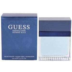 ゲス セダクティブ オム ブルー オーデトワレ スプレータイプ 100ml GUESS 香水 SEDUCTIVE HOMME BLUE|beautyfive