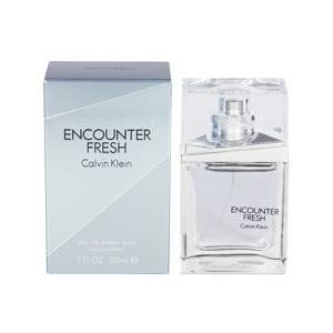 カルバンクライン エンカウンター フレッシュ オーデトワレ スプレータイプ 30ml CALVIN KLEIN (8%offクーポン 4/3 12:00〜4/20 1:00) 香水 ENCOUNTER FRESH beautyfive
