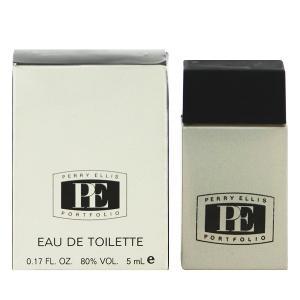 ペリーエリス ポートフォリオ フォーメン ミニ香水 オーデトワレ ボトルタイプ 5ml PERRY ELLIS 香水 PORTFOLIO|beautyfive