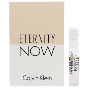 カルバンクライン エタニティ ナウ (チューブサンプル) オーデパルファム スプレータイプ 1.2ml CALVIN KLEIN 香水 ETERNITY NOW|beautyfive