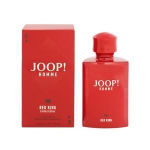 ジョープ オム レッドキング オーデトワレ スプレータイプ 125ml JOOP (8%offクーポン 4/3 12:00〜4/20 1:00) 香水 JOOP! HOMME RED KING LIMITED EDITION|beautyfive