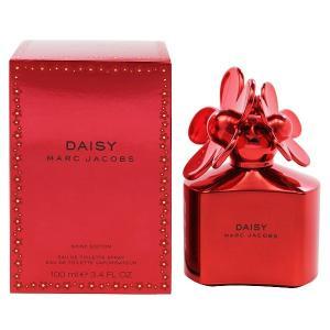 マーク ジェイコブス デイジー シャインエディション レッド オーデトワレ スプレータイプ 100ml MARC JACOBS 香水 DAISY SHINE EDITION RED|beautyfive