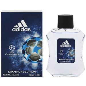 アディダス UEFAチャンピオンズリーグ チャンピオンズエディション オーデトワレ スプレータイプ ...