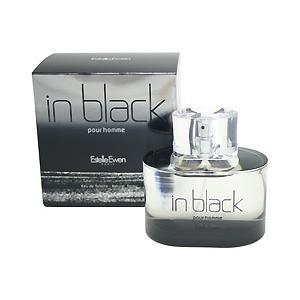 エステルウィン イン ブラック オーデトワレ スプレータイプ 100ml ESTELLE EWEN 香水 IN BLACK POUR HOMME|beautyfive