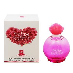 ヴィア パリス ドーリーン ローズ ブーケ オーデトワレ スプレータイプ 100ml VIA PARIS 香水 DOLINE ROSE BOUQUET PARIS|beautyfive
