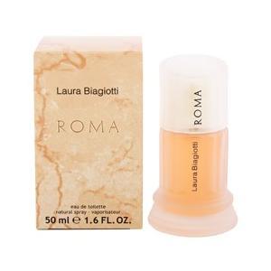 ラウラビアジョッティ ローマ オーデトワレ スプレータイプ 50ml LAURA BIAGIOTTI (8%offクーポン 4/3 12:00〜4/20 1:00) 香水 ROMA beautyfive