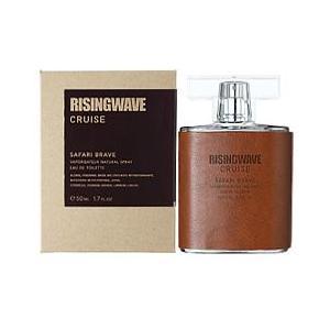 ライジングウェーブ クルーズ サファリブレイブ オーデトワレ スプレータイプ 50ml RISINGWAVE 香水 RISINGWAVE CRUISE SAFARI BRAVE|beautyfive
