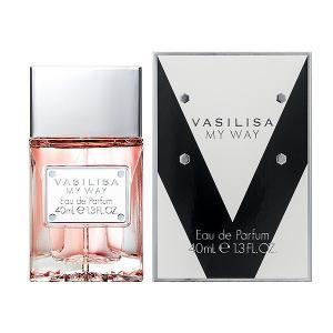 ヴァシリーサ マイウェイ オーデパルファム スプレータイプ 40ml VASILISA 香水 MY WAY|beautyfive
