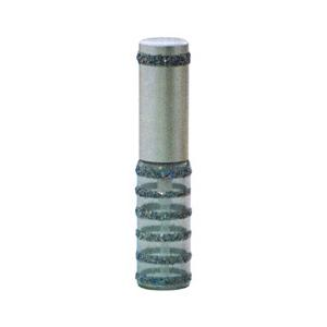 ヒロセ アトマイザー ラメラメ ガラスアトマイザー 78122 (ラメラメリング アルミキャップ シルバー) 4ml HIROSE ATOMIZER|beautyfive