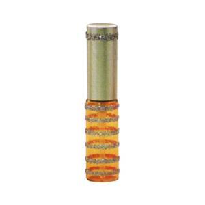 ヒロセ アトマイザー ラメラメ ガラスアトマイザー 78122 (ラメラメリング アルミキャップ ゴールド) 4ml HIROSE ATOMIZER|beautyfive